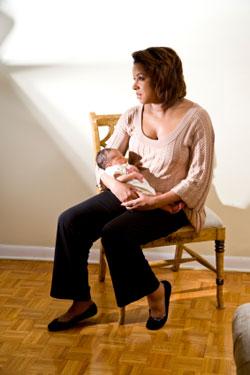 Chassez la dépression postnatale