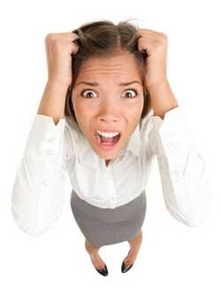 Utilisez les huiles essentielles lors de crise de panique