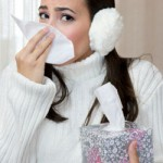 Huiles essentielles rhume