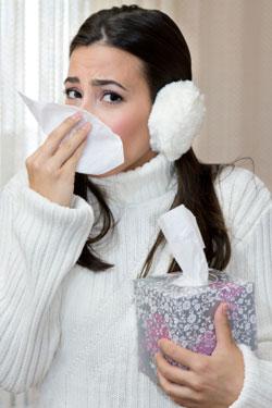 Utilisez les huiles essentielles contre la grippe
